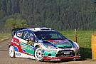 Ford Rallye Deutschland leg 2 summary