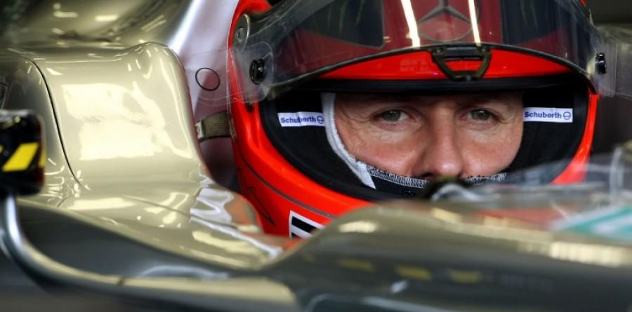 Schumacher should stay if Formula One still 'fun' - Tost