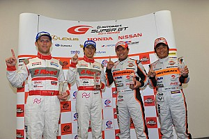 Super GT Pokka GT Summer Special qualifying report