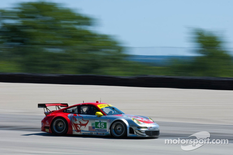Porsche Road America race report