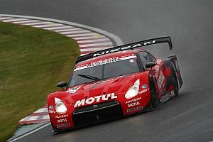 Super GT Benoit Treluyer Suzuka race report