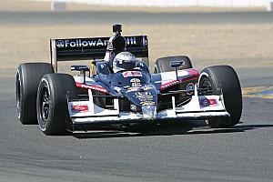 IndyCar Andretti Autosport Sonoma qualifying report