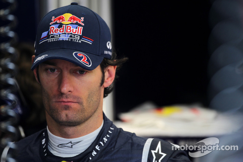 Webber contract signed weeks ago