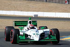 IndyCar HVM Racing Sonoma race report
