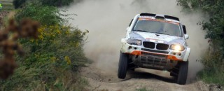 Cross-Country Rally Hungarianian Baja - Battle of the Dust Devils