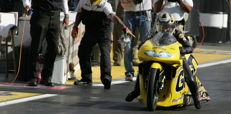 Stoffer brings horsepower to Indianapolis