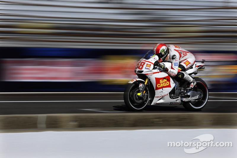 Gresini Racing comes home to San Marino GP