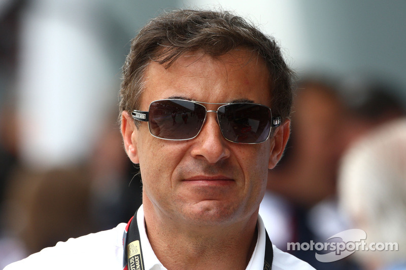 Alesi happy with Spa/France alternating proposal