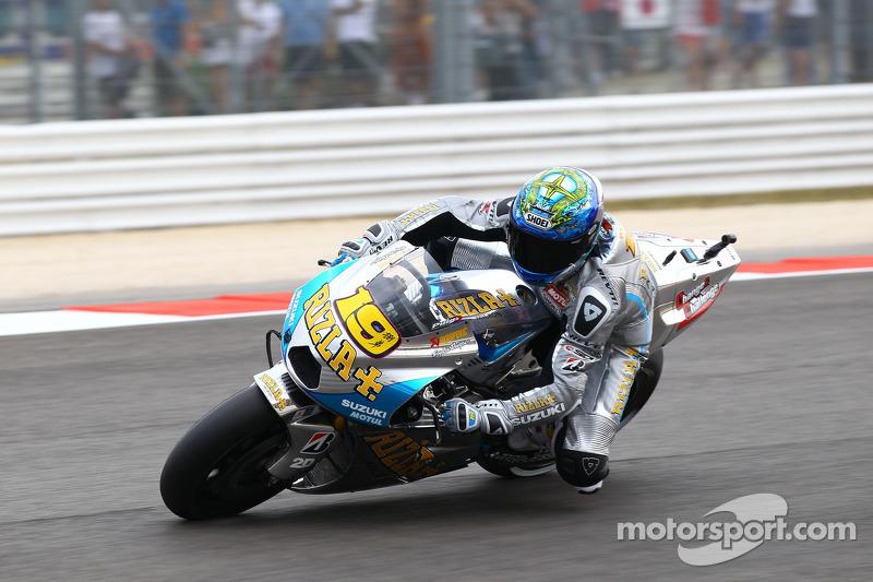 Suzuki San Marino GP race report