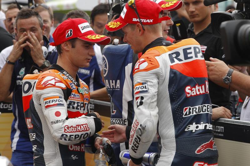 Repsol Honda San Marino GP race report