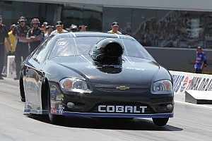 NHRA Enders Indianapolis Sunday report