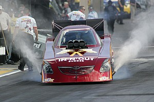 NHRA Troxel Indianapolis Sunday report