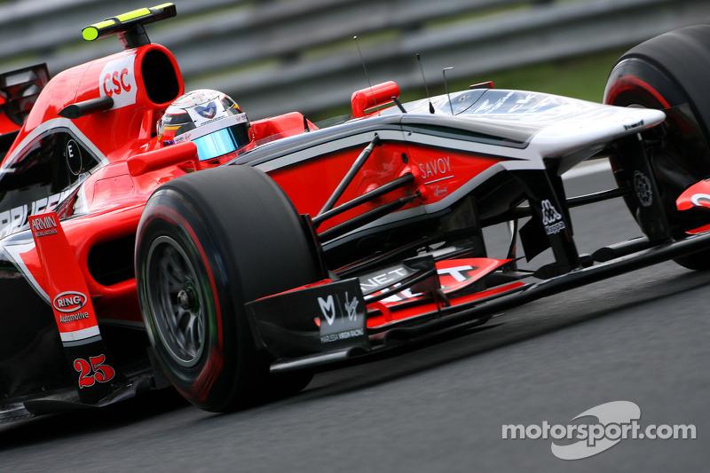 Marussia Virgin hoping for fantastic Italian GP at Monza