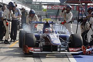 FIA F2 Trident Racing Monza race 1 report