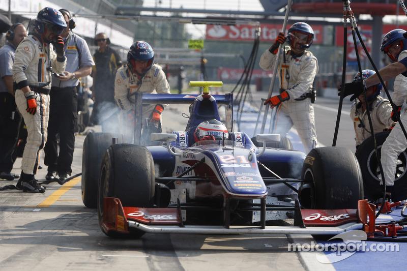Trident Racing Monza race 1 report