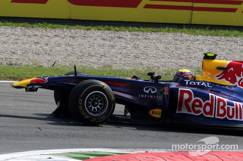 Red Bull Italian GP - Monza race report