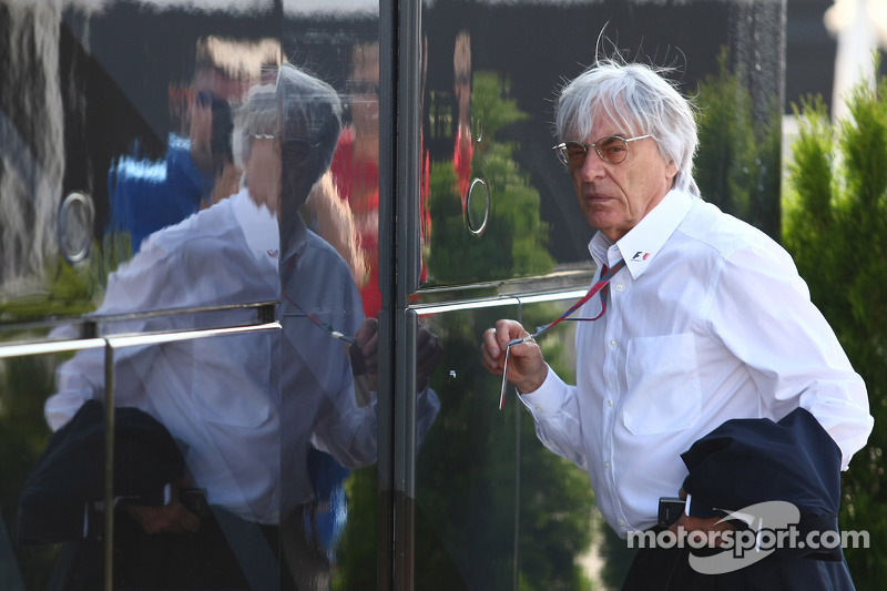 Ecclestone deputy Mullens severs ties with Formula One