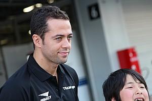 IndyCar Conquest Racing tabs de Oliviera for Motegi event