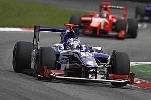 FIA F2 Rodolfo Gonzalez Monza event summary