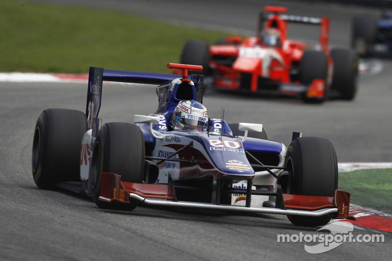 Rodolfo Gonzalez Monza event summary