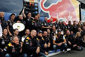 Formula 1 Red Bull now Renault's works team - Horner