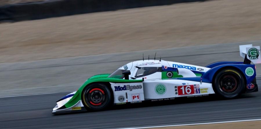 Dyson Racing grabs Laguna Seca front row