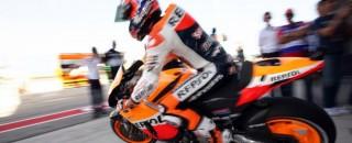 MotoGP Stoner takes Aragon GP pole in Spain