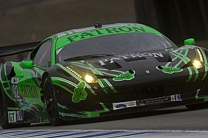 ALMS Extreme Speed Motorsports Laguna Seca qualifying report