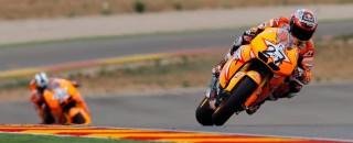 MotoGP Stunning Stoner grabs Aragon glory