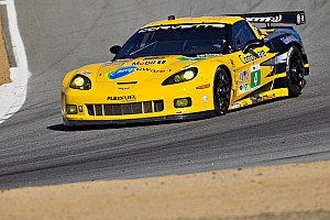 ALMS Corvette Racing Laguna Seca race report