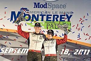 ALMS Flying Lizard Motorsports Laguna Seca race report