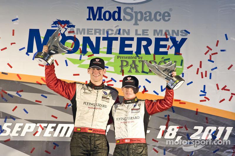 Flying Lizard Motorsports Laguna Seca race report