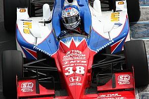 IndyCar CGR's Rahal Motegi race report
