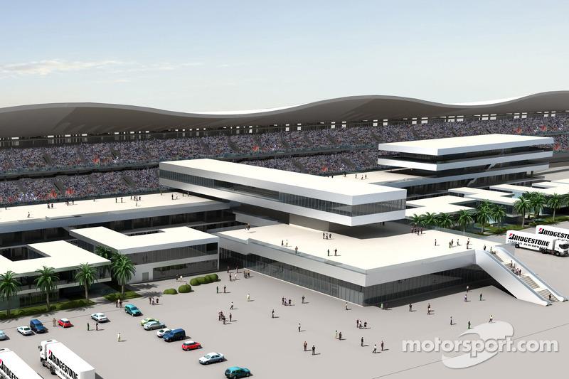 Progress at India GP venue 'alarming' - report