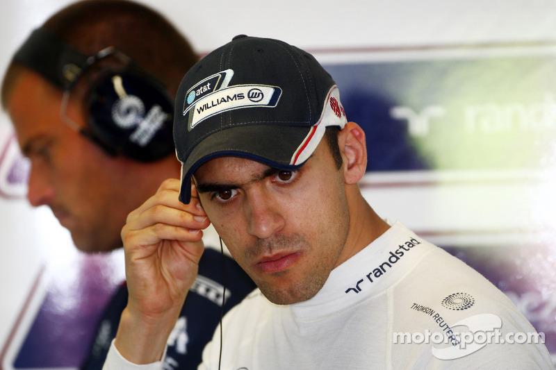 Williams Singapore GP Friday practice report