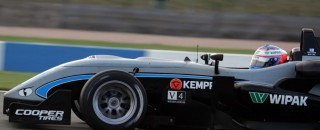 BF3 Bottas Trounces Opposition at Donington