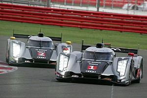 ALMS Audi ready for Petit Le Mans challenge