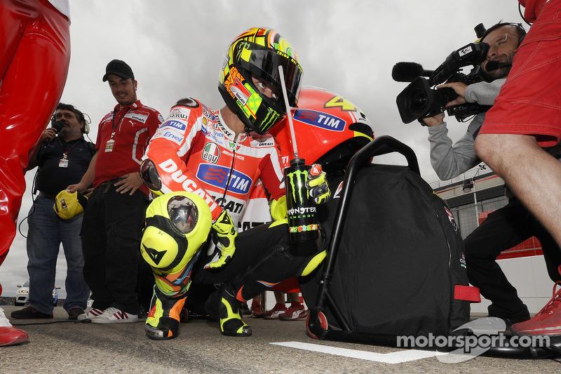 Ducati Japan Friday report