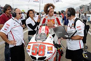 MotoGP Gresini Racing Japan Friday report