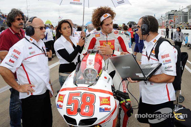 Gresini Racing Japan Friday report