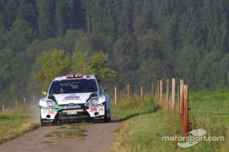 M-Sport Stobart Rallye de France leg 1 summary