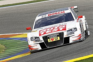 DTM Title and 1-2-3-4-5-6 result for Audi at Valencia