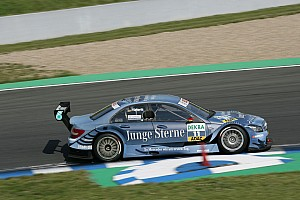 DTM Bruno Spengler second in the standings before final race