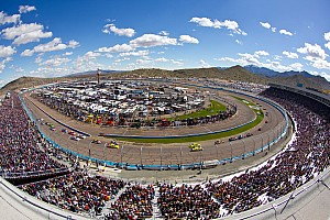 NASCAR Cup Series Phoenix test, day 1