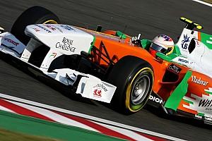 Formula 1 Force India Japanese GP - Suzuka qualifying report