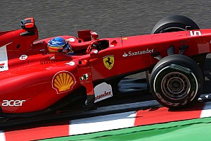 Formula 1 Ferrari Japanese GP - Suzuka qualifying report