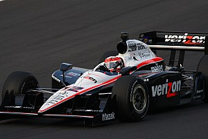 IndyCar Team Penske ready to battle for championship at Las Vegas