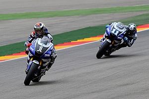 MotoGP Yamaha team after Australian GP victory