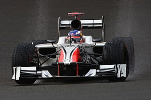Formula 1 HRT Korean GP - Yeongam Friday practice report