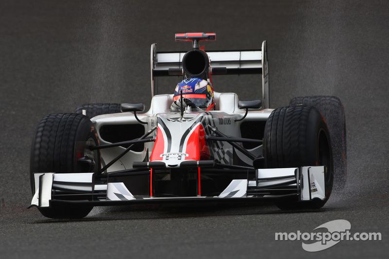 HRT Korean GP - Yeongam Friday practice report